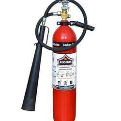 EcoFire 4.5 kg Co2 Type Fire Extinguisher