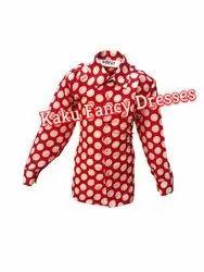 Kids Polka Dot Shirt