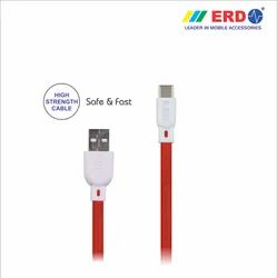 UC30R Flat USB C Data Cable