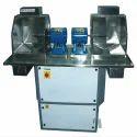 Automatic Double Station Jewellery Polisher Unit