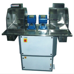 Automatic Double Station Jewellery Polisher Unit