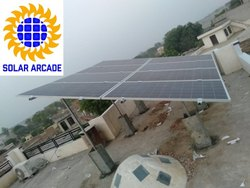 Off-Grid Solar Project