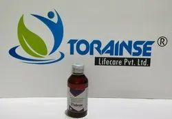 Dextromethorphan Hydrobromide Bromhexin HCL Ammonium Chloride Menthol Syrup