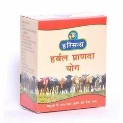 Harisons Herbal Cattle Powder, Packaging Type: Box