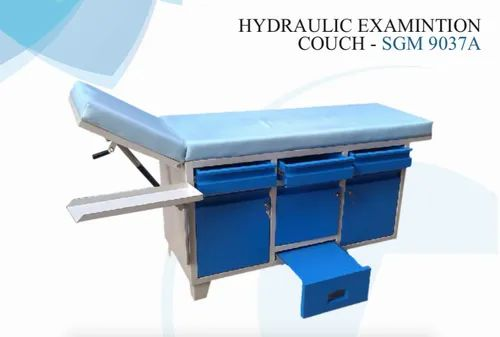 Super Hydraulic Examination Couch Hospital Couch Amraiwadi Pabps2019 Chair Design Images Pabps2019Com