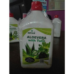 Sovam Tulsi Aloe Vera Juice