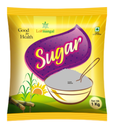 Sugar Packaging Pouch, Capacity: 250gm 500gm / On Recruitment