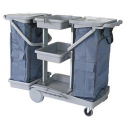 Soil Linen Collection Trolley