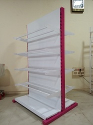 Double Side Glass Display Stand
