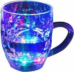 Magic colour Cup with LED light