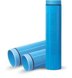 Ribbed Screen Casing Pipe