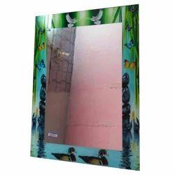 Sea Graan Kristal Looking Mirror, Size: 16x20 inch
