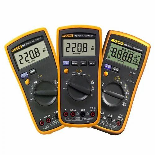 Testing Instruments - Rishabh Multimeter Distributor / Channel