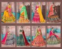 Exclusive Designer Wedding Banarasi Silk Lehenga