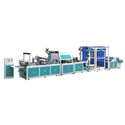 Automatic Non Woven Fabric Box Making Machine