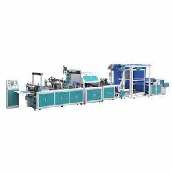 Automatic Non Woven Fabric Box Making Machine
