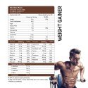 Pro-Boost Whey Lean Gainer Gourmet Chocolate 1 kg