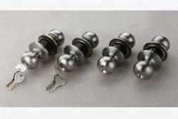 Cylindrical Tubular Lock