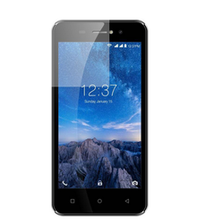 1GB RAM 8GB ROM Intex Aqua Amaze Smart Phone, Grey, Screen Size: 4.7 inch