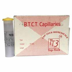 BTCT Capillaries