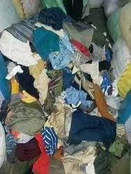 Mixed Hosiery Waste, For Recycling And Cleaning
