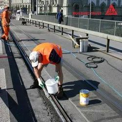 Epoxy Coating for Steel Structures-Sika Icosit K 25