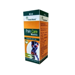 Pain Care Mantra Pain Relief Oil