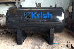 Black UnderGround Fuel Storage Tank