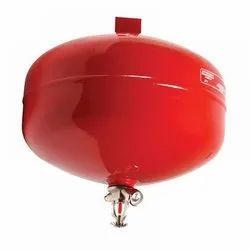Intime Dry Powder Type Ceiling Mounted Fire Extinguisher, For Offices