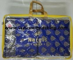 PVC Lehenga Bag