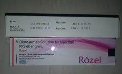 Rozel 60mg Injection