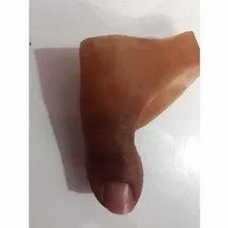 Silicone Prosthesis Toe