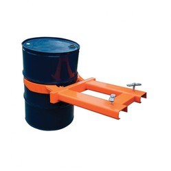 Fork Lift Drum Attachment