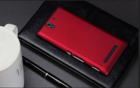 new style 163ce 2c6a8 Sony Xperia C3 Premium Quality Hard Back Case Cover