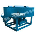 Heavy Duty Concrete Pan Mixer Machine
