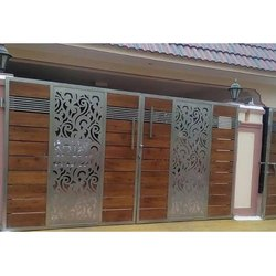 Home Stainless Steel Gate