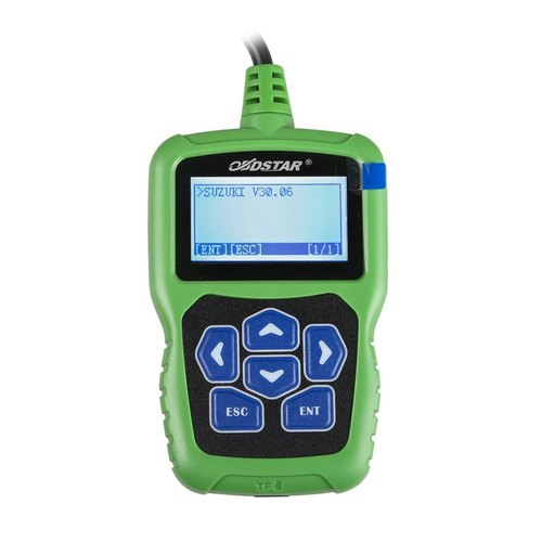 Obdstar F109 Suzuki Pin Code Calculator