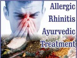 Allergic Rhinitis Ayurvedic Treatment