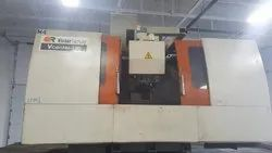 Used & Old Machine -Victor Vcenter-130 Vertical Machine Center