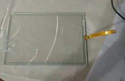 Delta White Touch Screen Glass Panel, Model Name/Number: DOP-A57BSTD