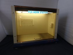 BIO WORLD Outer Ms Body PCR Work Station ((Designed For UV Irradiation Of PCR Chemicals)