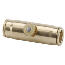 Brass Slip Lock Connector