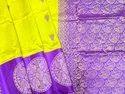 Pure Handloom Korvai Silk Saree