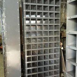 SS Pigeon Hole Rack