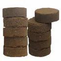 Coir Pith Briquette