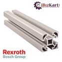 80x80 mm Aluminum Extrusions Profile