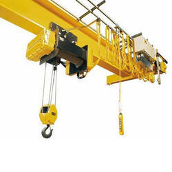 Crane Over Load Protection System