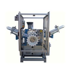 Semi Automatic,Fully Automatic Varam Wick Crimping Unit