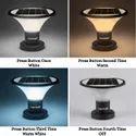 Solar Pillar Or Solar Gate Light