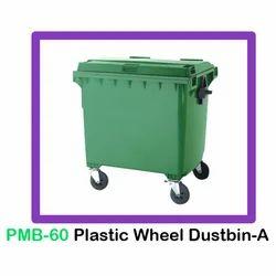 HDPE Wheel Dustbin